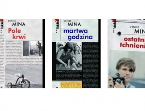 Denise Mina  seria książek – Paddy Meehan