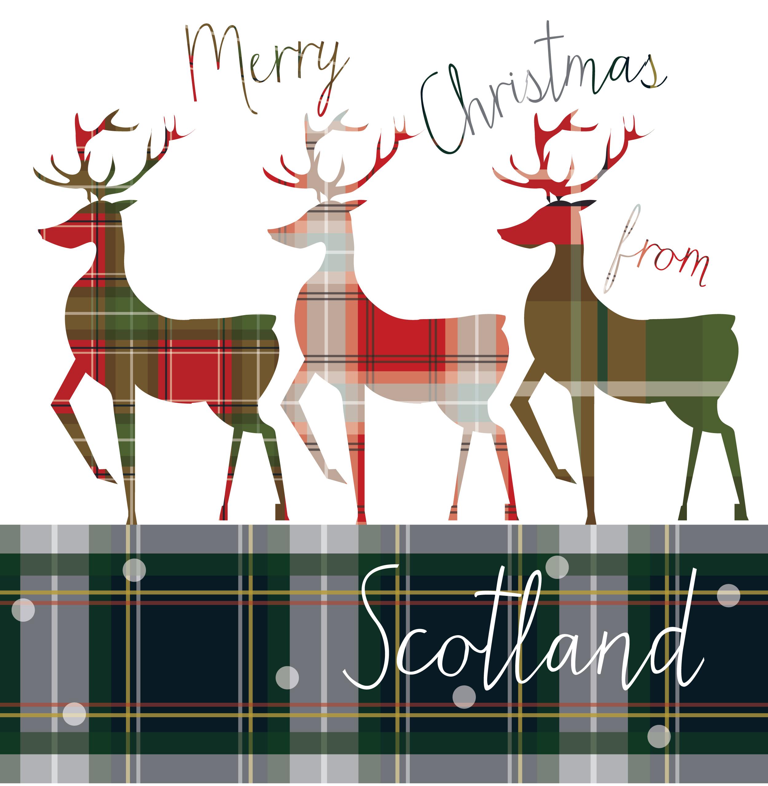 święta w Szkocji