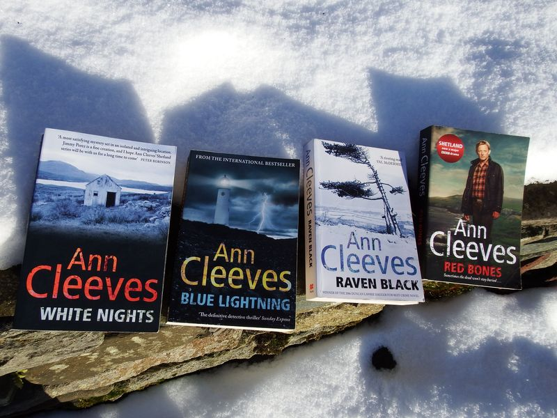 Ann Cleeves Kwartet szetlandzki
