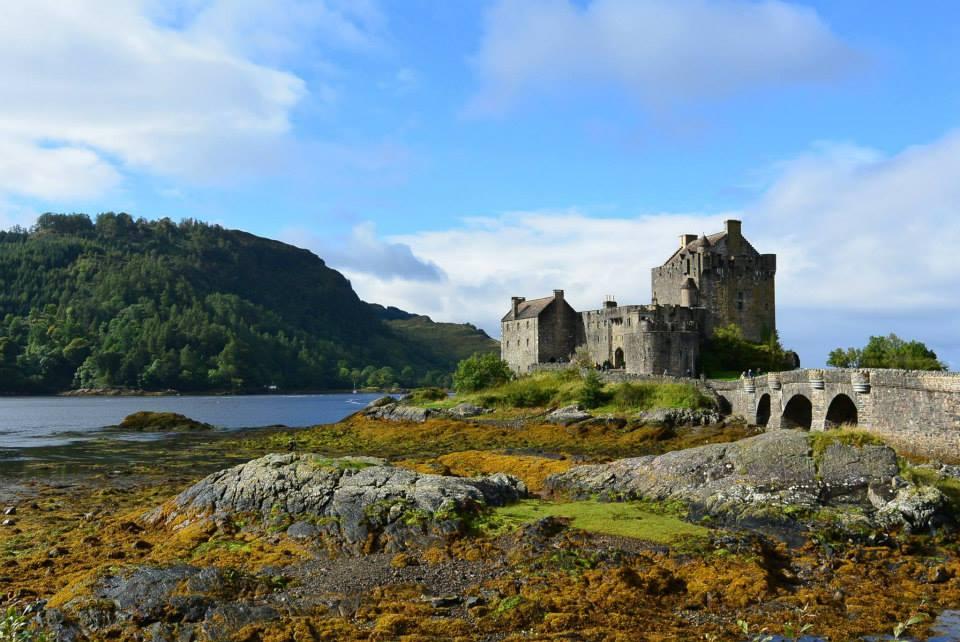 Blogi o Szkocji – czyli Szkocki  Share Week 2017