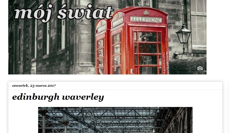 blogi o szkocji