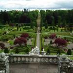 ogrody Drummond Castle