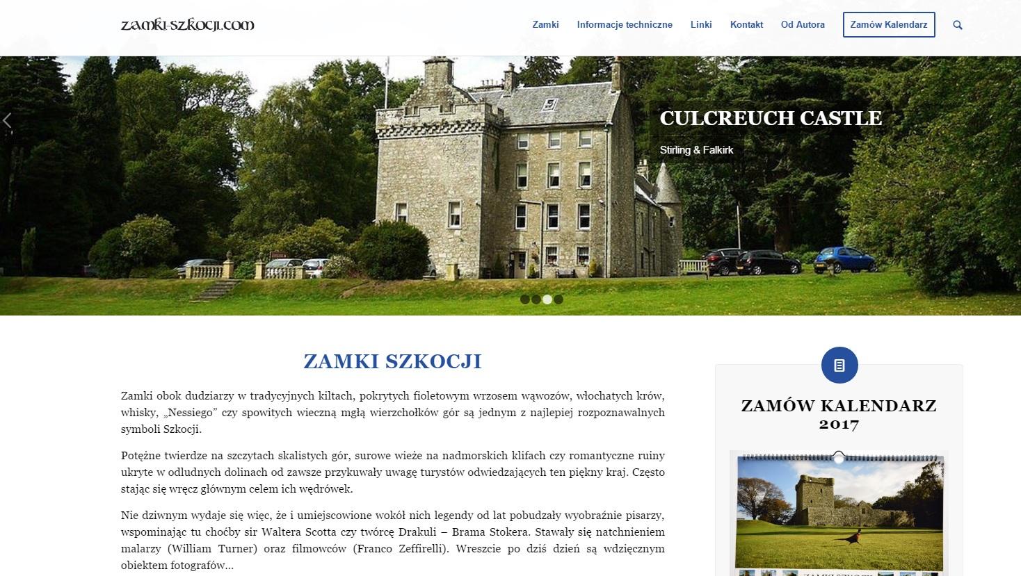 Blog o szkocji