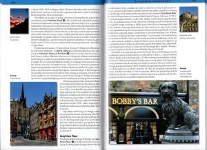 Edynburg - miasta marzeń