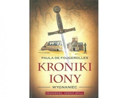 Kroniki Iony – Wygnaniec – recenzja książki