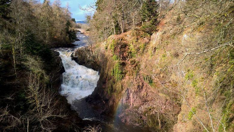 wodospad Reekie Linn