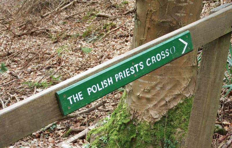 The Polish Priests Cross