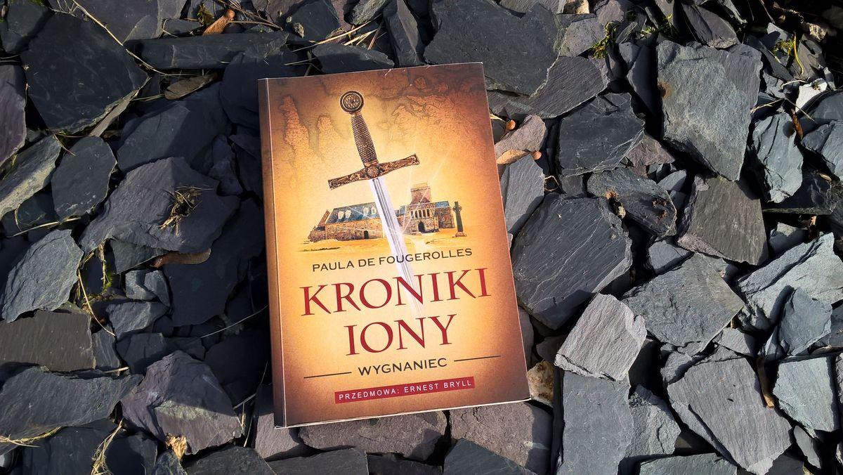 wygnaniec - Kroniki Iony - recenzja
