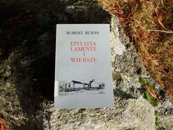Epitafia Lamenty i Wiersze - Robert Burns