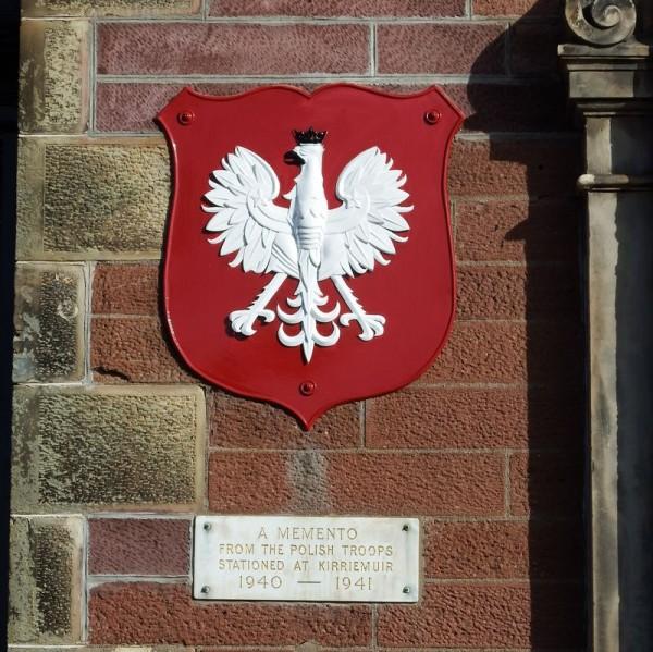 Kirriemuir - polskie ślady