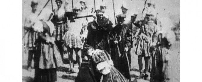 Śmierć Marii, królowej Szkotów