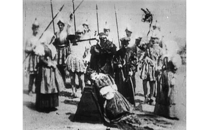 Śmierć Marii, królowej Szkotów – niezwykły film sprzed 123 lat