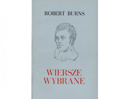 Wiersze wybrane – Robert Burns