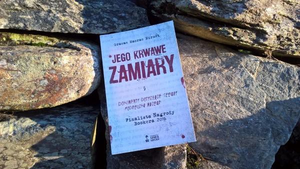 Jego krwawe zamiary - recenzja książki