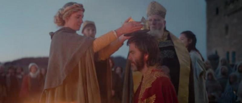 Król wyjęty spod prawa - Outlaw King
