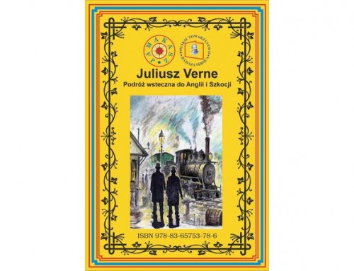 Podróż wsteczna do Anglii i Szkocji – recenzja książki
