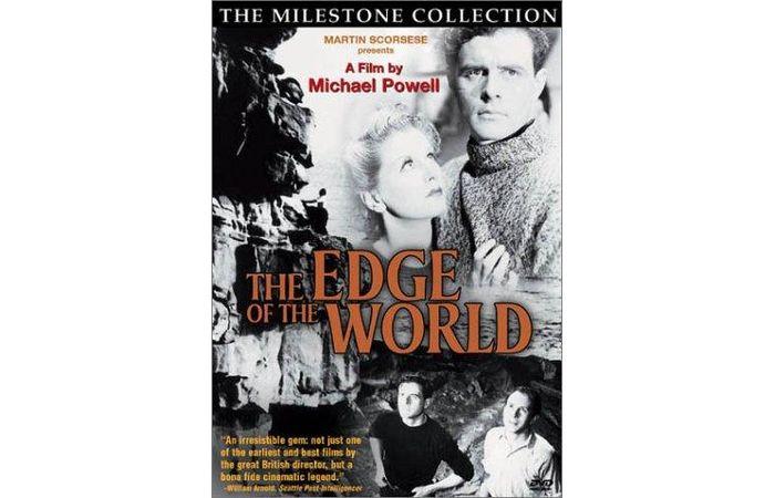 Na krawędzi świata – film z 1937 roku.